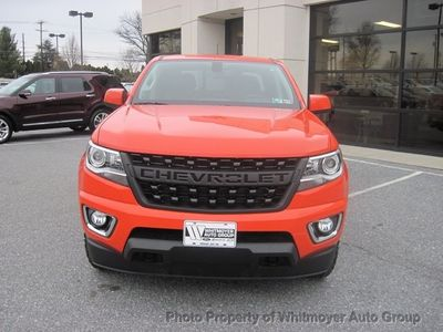 "2019 Chevrolet Colorado 4WD Crew Cab 128.3"" Z71 - Click to see full-size photo viewer"