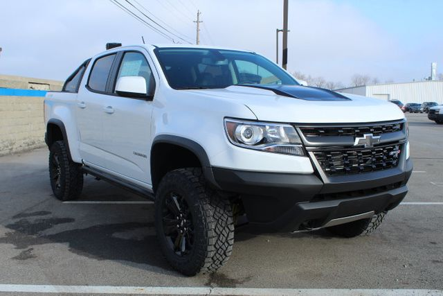 "2019 Chevrolet Colorado 4WD Crew Cab 128.3"" ZR2 - 18436426 - 6"