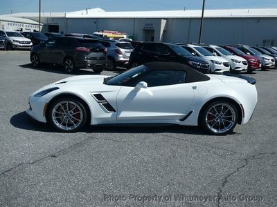 2019 Chevrolet Corvette 2dr Grand Sport Convertible w/2LT - Click to see full-size photo viewer