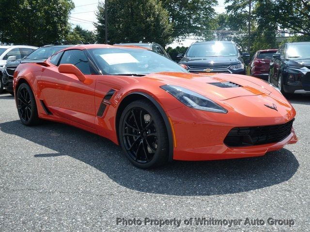 2019 Chevrolet Corvette 2dr Grand Sport Coupe w/2LT