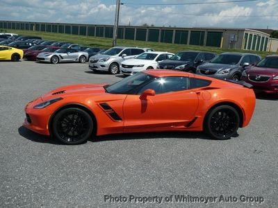2019 Chevrolet Corvette 2dr Grand Sport Coupe w/2LT - Click to see full-size photo viewer