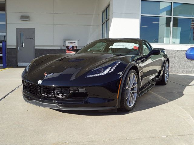 2019 Chevrolet Corvette 2dr Grand Sport Coupe w/3LT - 18476213 - 1