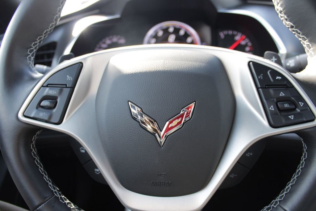 2019 Chevrolet Corvette 2dr Stingray Convertible w/2LT - 19032266 - 13