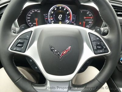 2019 Chevrolet Corvette 2dr Stingray Coupe w/1LT - Click to see full-size photo viewer