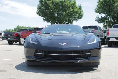 2019 Chevrolet Corvette 2dr Stingray Coupe w/2LT - Click to see full-size photo viewer