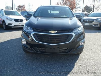 2019 Chevrolet Equinox AWD 4dr LT w/2LT - Click to see full-size photo viewer