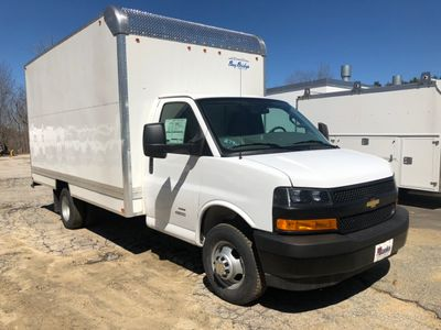 2019 Chevrolet Express Commercial Cutaway