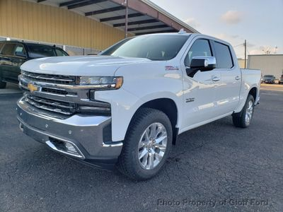 "2019 Chevrolet Silverado 1500 4WD Crew Cab 147"" LTZ - Click to see full-size photo viewer"
