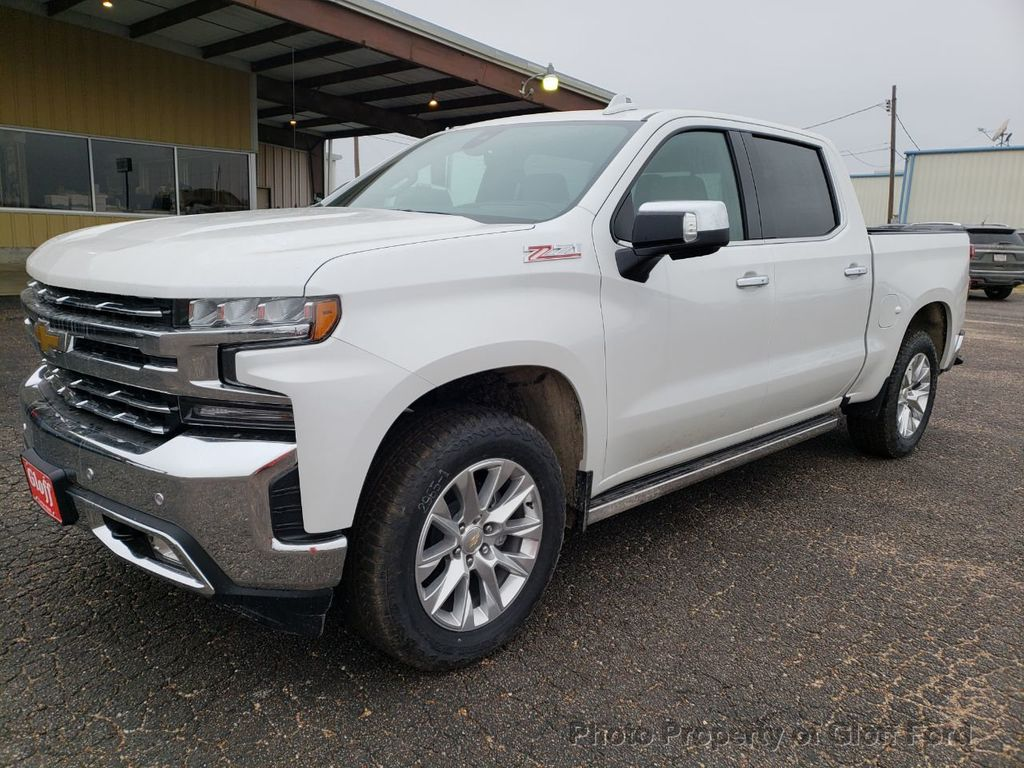 "Dealer Video - 2019 Chevrolet Silverado 1500 4WD Crew Cab 157"" LTZ - 18578342"