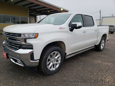 "New 2019 Chevrolet Silverado 1500 4WD Crew Cab 157"" LTZ Truck"