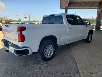 "2019 Chevrolet Silverado 1500 4WD Double Cab 147"" RST - Click to see full-size photo viewer"