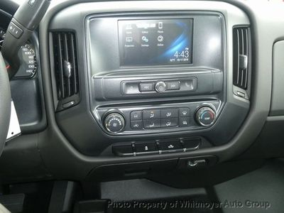 2019 Chevrolet Silverado 1500 LD 4WD Double Cab Custom - Click to see full-size photo viewer