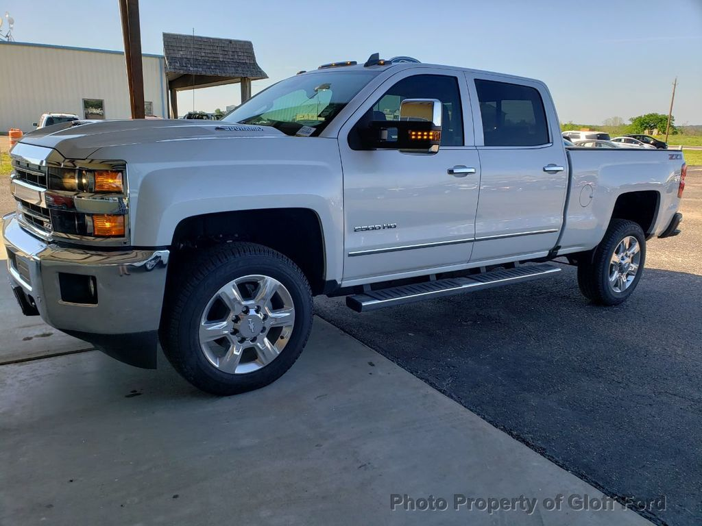 "Dealer Video - 2019 Chevrolet Silverado 2500HD 4WD Crew Cab 153.7"" LTZ - 18797824"