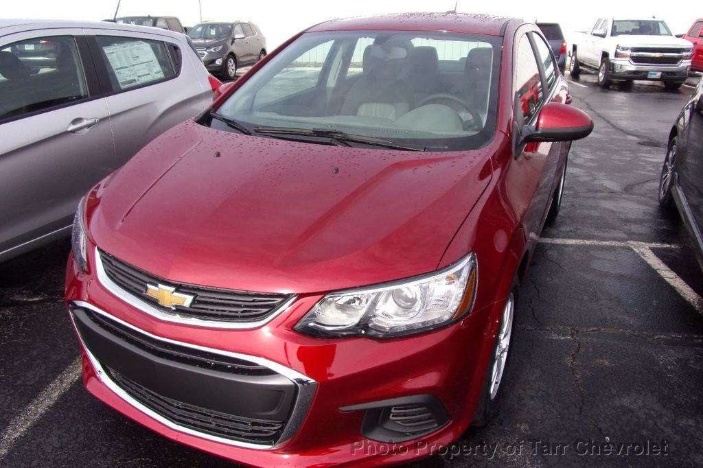 2019 Chevrolet Sonic 4dr Sedan Automatic LT - 18309348 - 2
