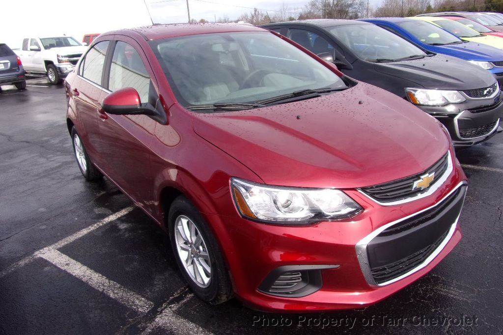 2019 Chevrolet Sonic 4dr Sedan Automatic LT - 18309348 - 3