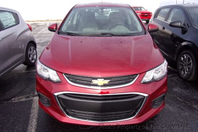 2019 Chevrolet Sonic 4dr Sedan Automatic LT - Click to see full-size photo viewer
