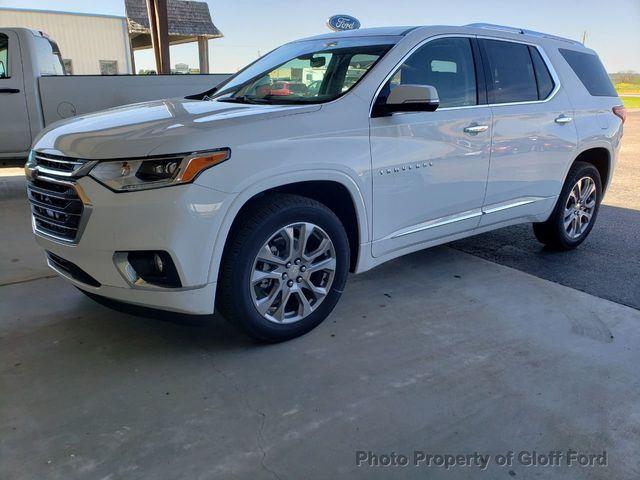 2019 Chevrolet Traverse FWD 4dr Premier w/1LZ