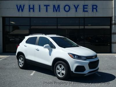 New 2019 Chevrolet Trax AWD 4dr LT SUV