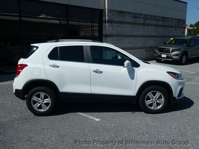 2019 Chevrolet Trax AWD 4dr LT - Click to see full-size photo viewer