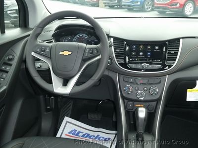 2019 Chevrolet Trax FWD 4dr LT - Click to see full-size photo viewer
