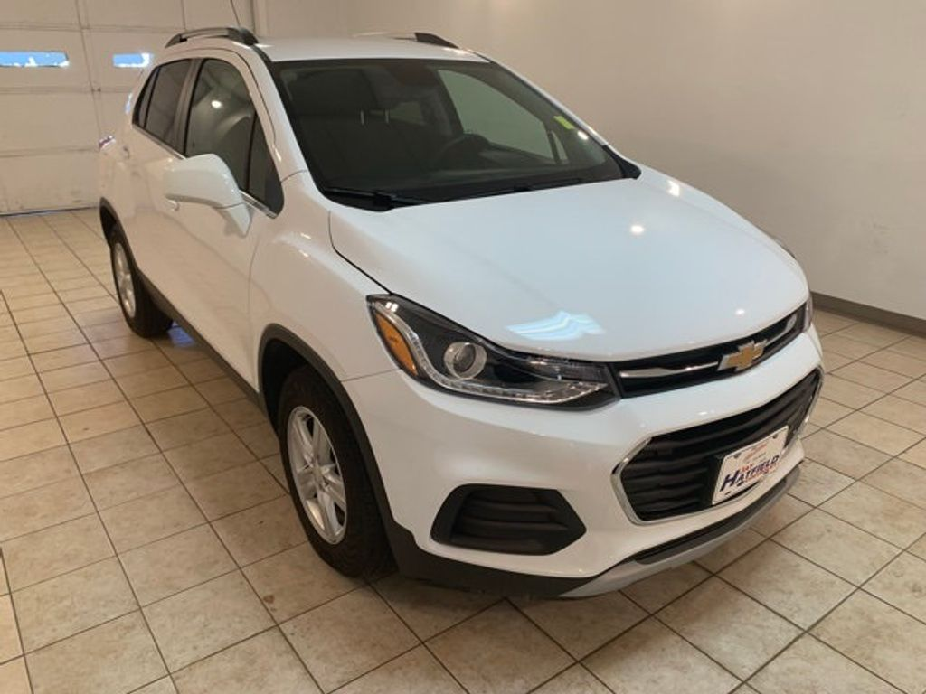 2019 Chevrolet Trax FWD 4dr LT - 18154283 - 0
