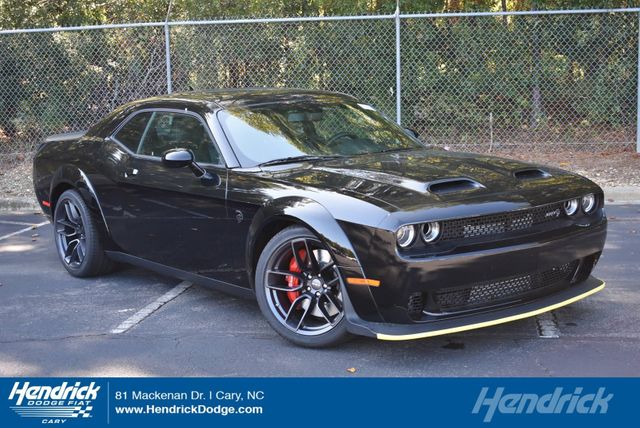 Hellcat For Sale >> 2019 Dodge Challenger Srt Hellcat Redeye Widebody Rwd Coupe For Sale Cary Nc 88 900 Motorcar Com