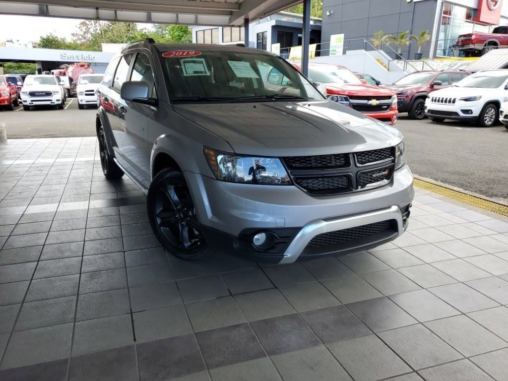 2019 Dodge Journey Crossroad FWD - 18654758 - 0