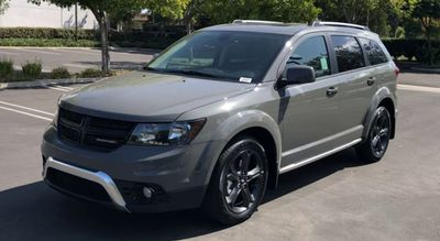 2019 Dodge Journey Crossroad FWD - Click to see full-size photo viewer