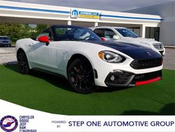 2019 FIAT 124 Spider - JC1NFAEK4K0142551
