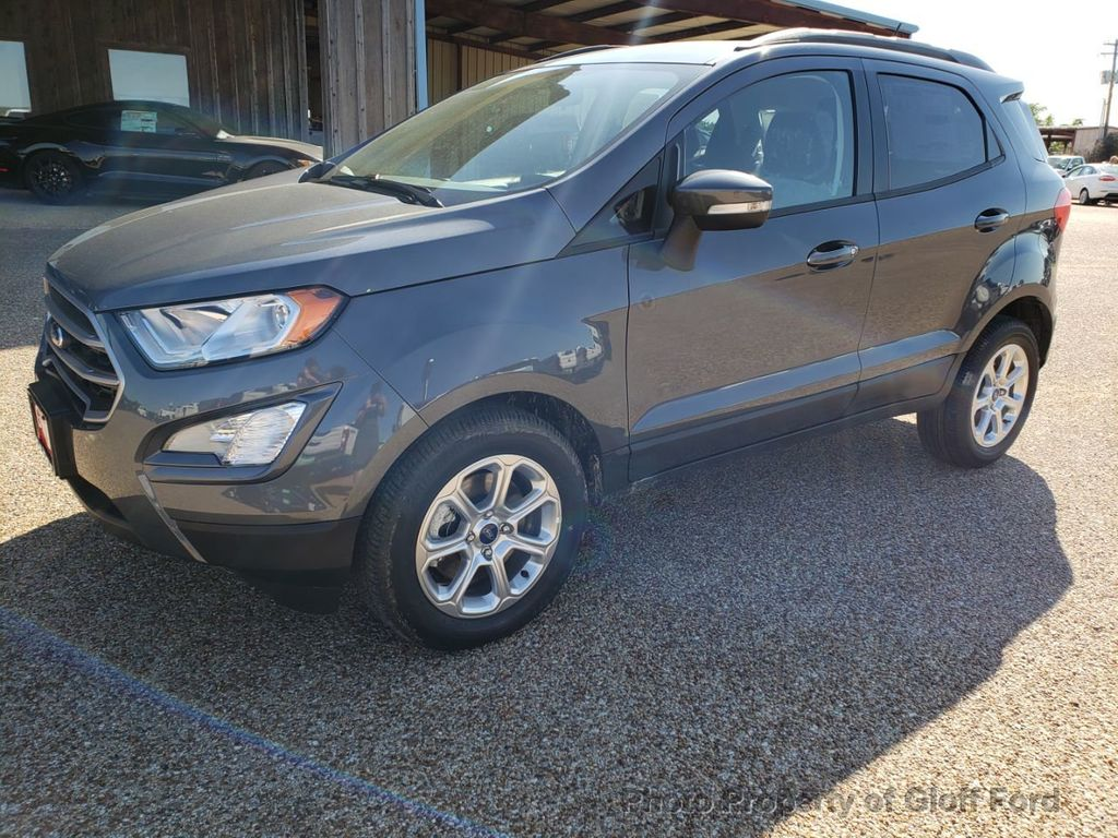 Dealer Video - 2019 Ford EcoSport SE FWD - 18858659
