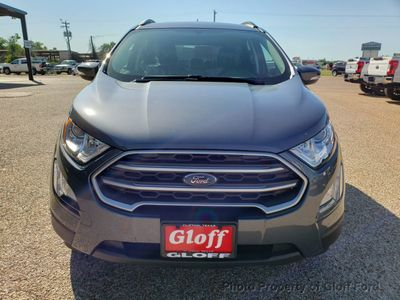 2019 Ford EcoSport SE FWD - Click to see full-size photo viewer