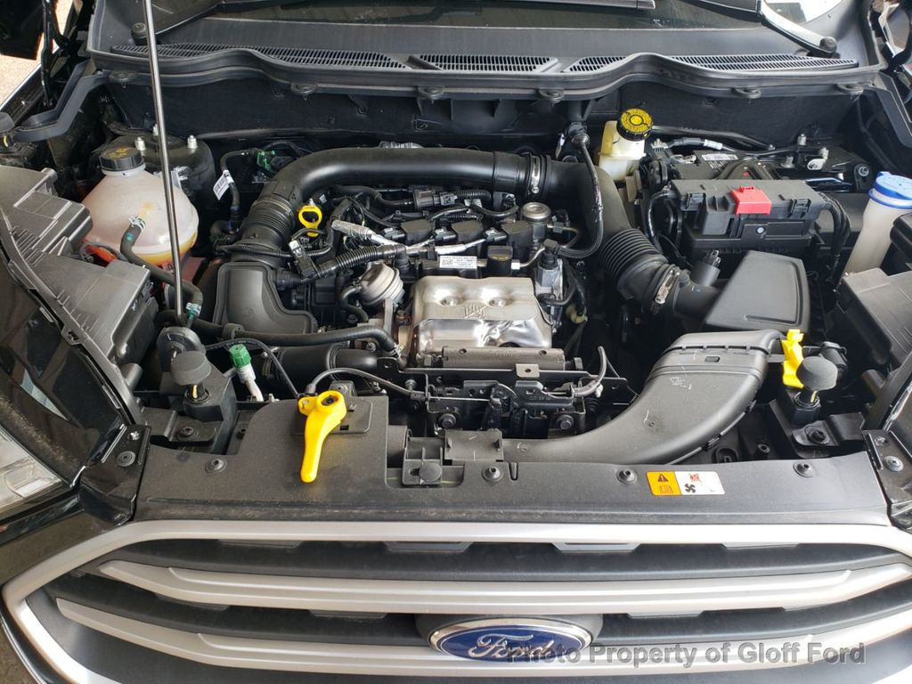 2019 Ford EcoSport SE FWD - 18858670 - 16