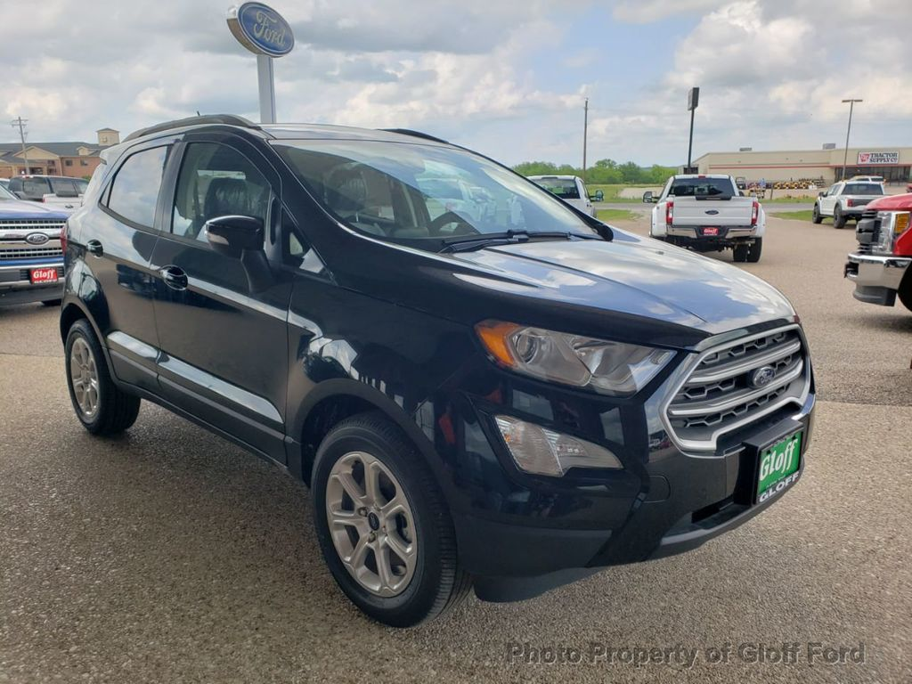2019 Ford EcoSport SE FWD - 18858670 - 2