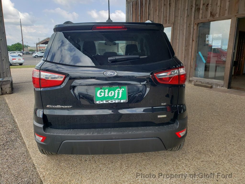 2019 Ford EcoSport SE FWD - 18858670 - 4