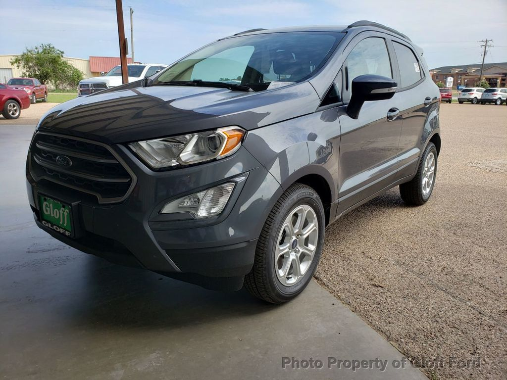 Dealer Video - 2019 Ford EcoSport SE FWD - 19104934