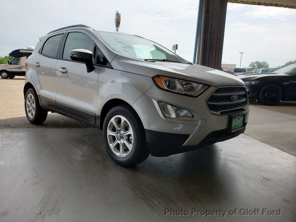 2019 Ford EcoSport SE FWD - 19104937 - 2