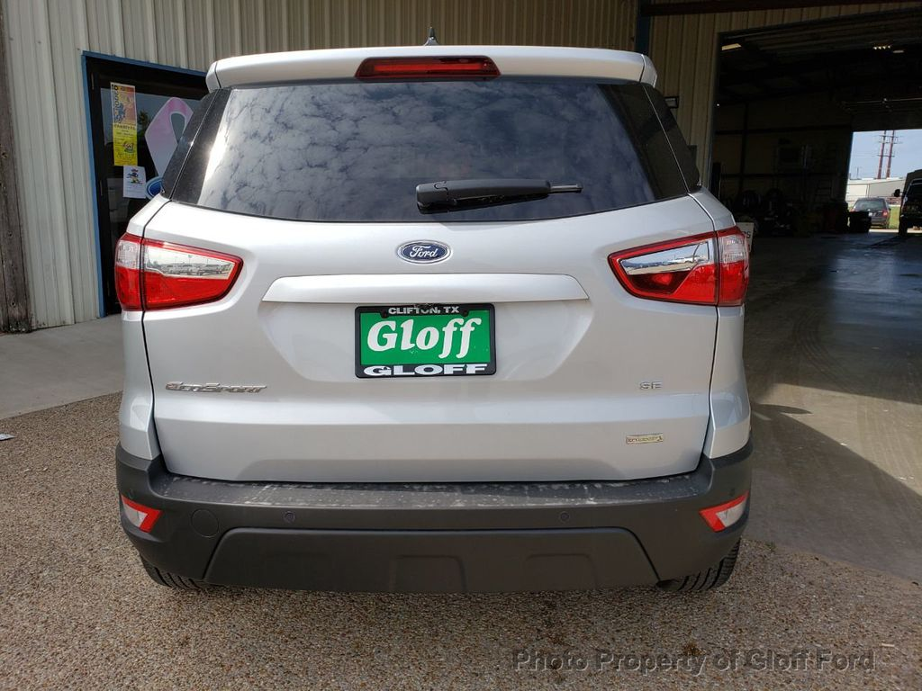 2019 Ford EcoSport SE FWD - 19104937 - 4