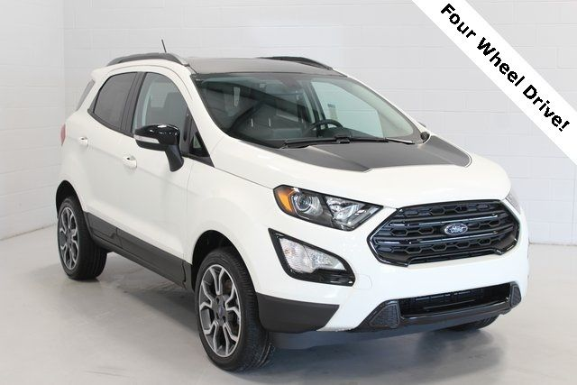 Auto Park Ford Sturgis Mi >> 2019 Ford Ecosport Ses 4wd Suv For Sale Sturgis Mi