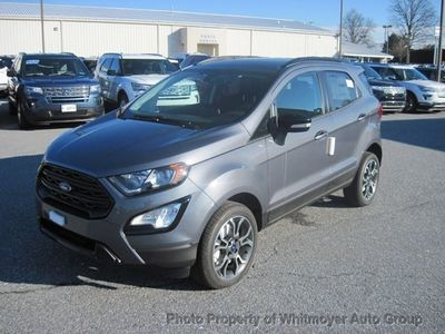 2019 Ford EcoSport SES 4WD - Click to see full-size photo viewer