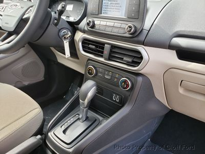 2019 Ford EcoSport S FWD - Click to see full-size photo viewer