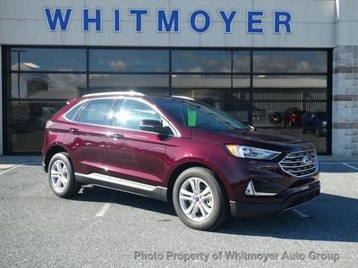 New 2019 Ford Edge SEL AWD SUV