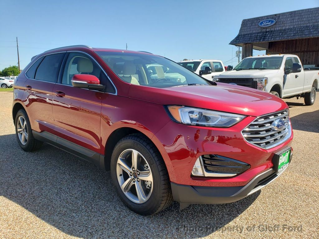 2019 Ford Edge SEL FWD - 18858675 - 2