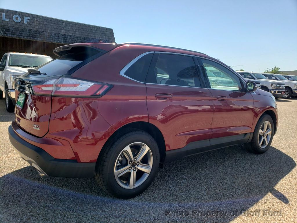 2019 Ford Edge SEL FWD - 18858675 - 4
