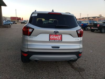 2019 Ford Escape SEL 4WD - Click to see full-size photo viewer