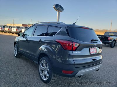 2019 Ford Escape Titanium 4WD - Click to see full-size photo viewer