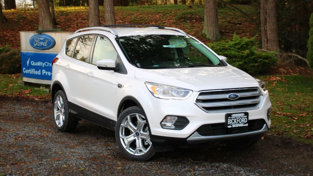 2019 Ford Escape TITANIUM 4X4 - 18234167 - 0