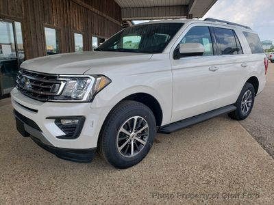 New 2019 Ford Expedition XLT 4x2 SUV