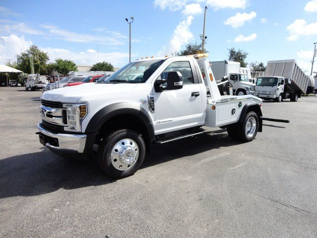 Vehicle Towing and Recovery Services