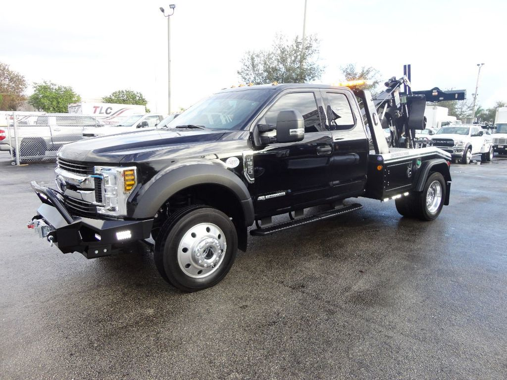 2019 Ford F550 XLT 4X4. MPL40 WRECKER TOW TRUCK JERR-DAN. EXENTED CAB - 19531209 - 1
