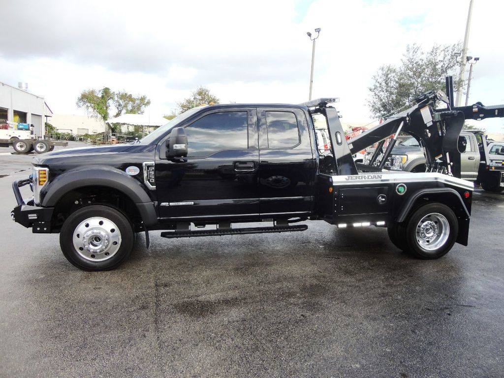 2019 Ford F550 XLT 4X4. MPL40 WRECKER TOW TRUCK JERR-DAN. EXENTED CAB - 19531209 - 2